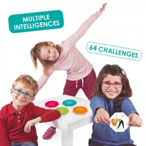 Inteligecja wieloraka/ Multiple intelligences challenge